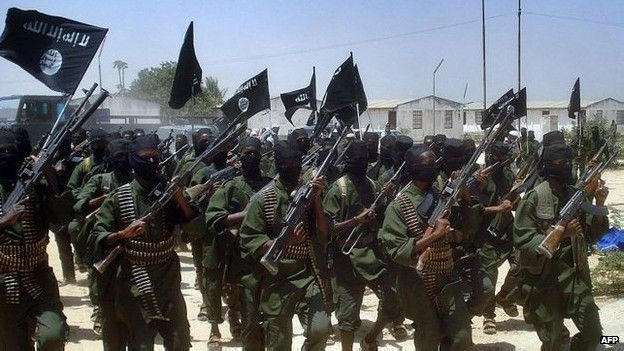 Al Shabab en Kenia