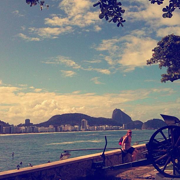 beach,Copacabana Fort, Rio de Janeiro, Pablo Lara H