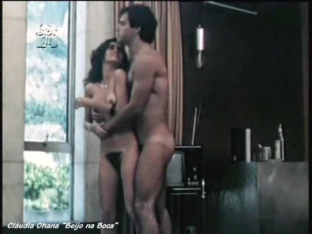 Claudia ohana nude scene beijo boca