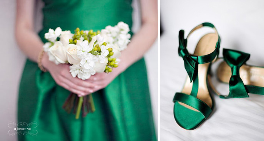 Resultado de imagem para casamento esmeralda e dourado