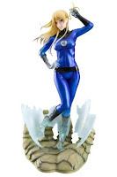 Invisible Woman (Marvel Comics) Character Review - Statue Product (Kotobukiya)