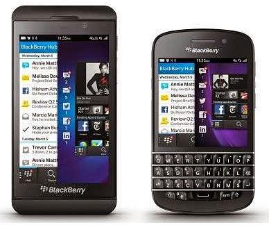 Daftar Harga BB / Blackberry Terbaru