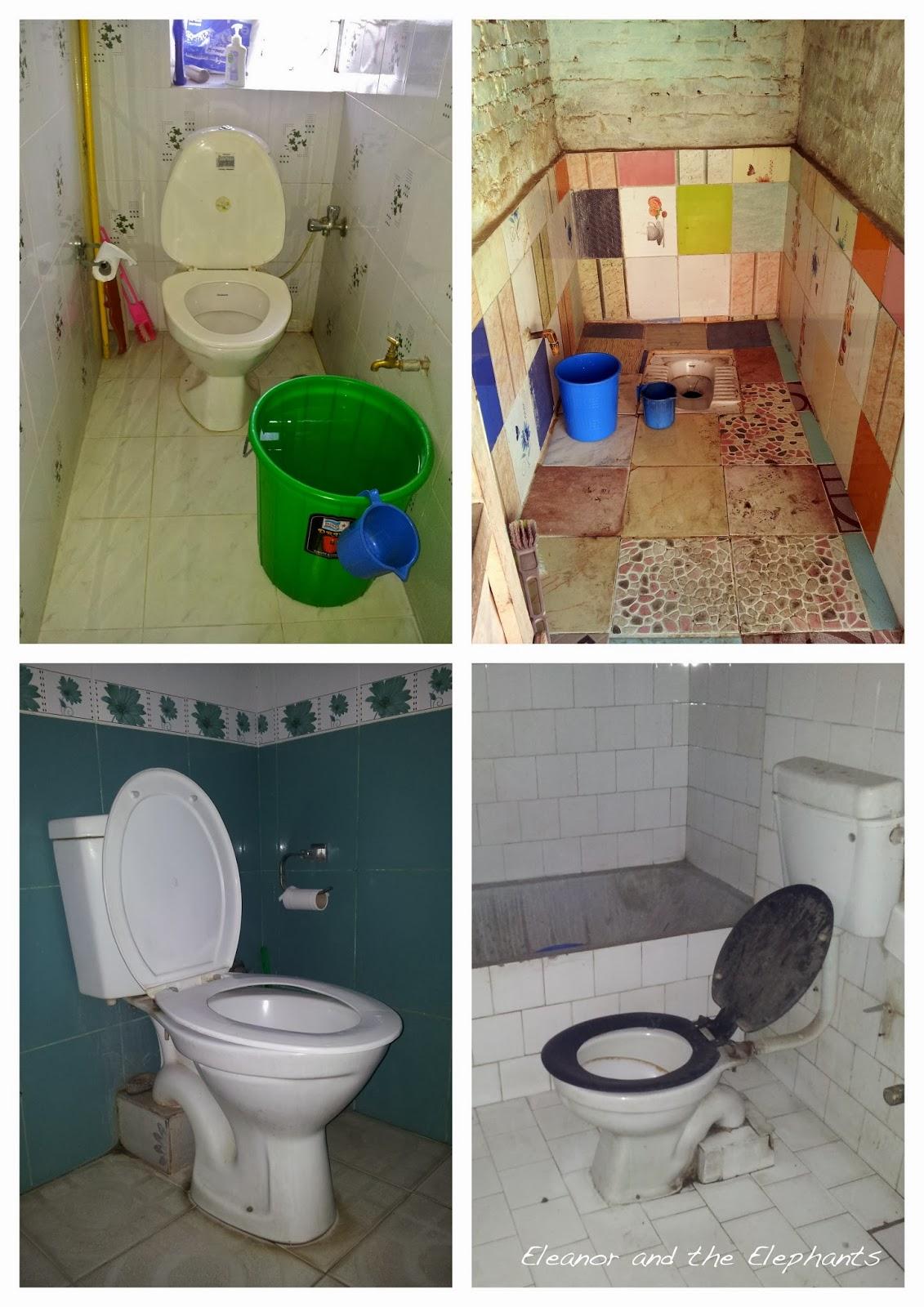 Toilets in Nepal - Keeping Things Clean Pt 2   Eleanor & the Elephants