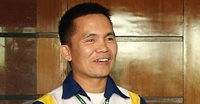 Jony Villon the NAIA Pushcart Retriever Gets More Blessings