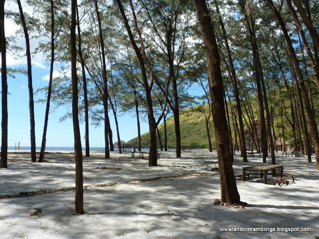 Anawangin Cove, Zambales Philippines