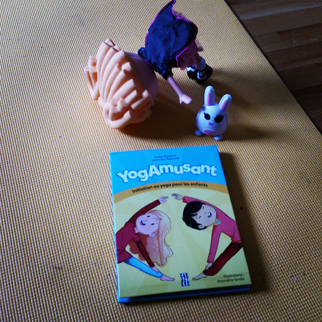 YogAmusant: Le livre pour les mini apprentis Yogi!