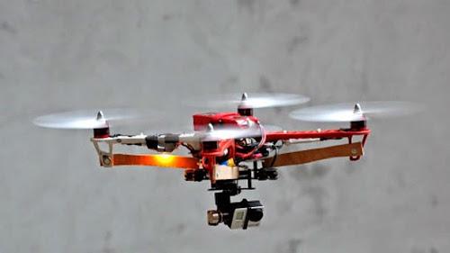 Drone acha idoso perdido com Alzheimer