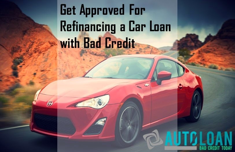 Refinance Car Loans with Bad Credit - Fast and Secure Car ...