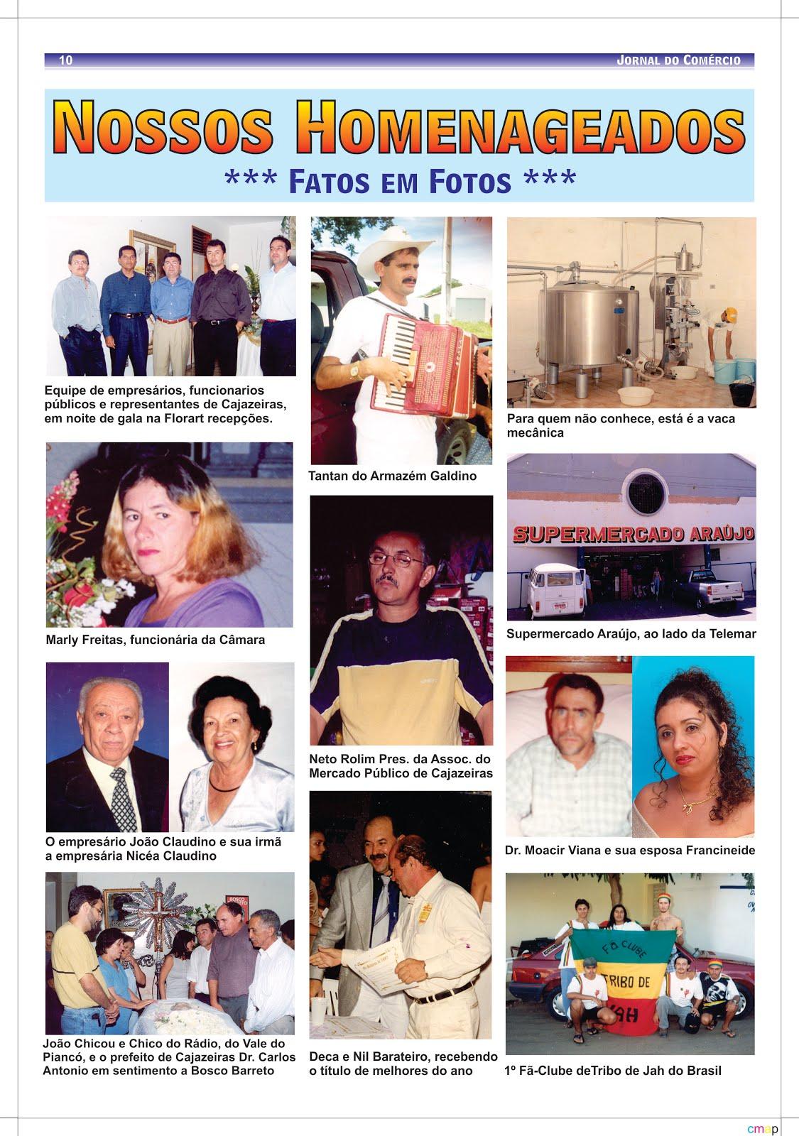 MODELO DAS ANTIGAS GALERIAS  NA REVISTA  CAJAZEIRAS PB