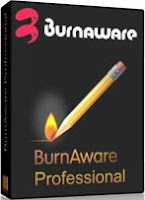 Free Download BurnAware Professional 6.1 with Patch Full Version