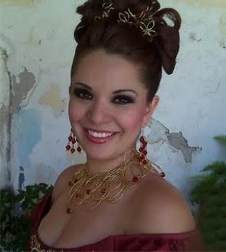 Mi nombre es Yessica Gabriela Barrios: Conductora de Television