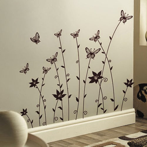 Circulos en la pared - Ideas originales para decorar paredes ...