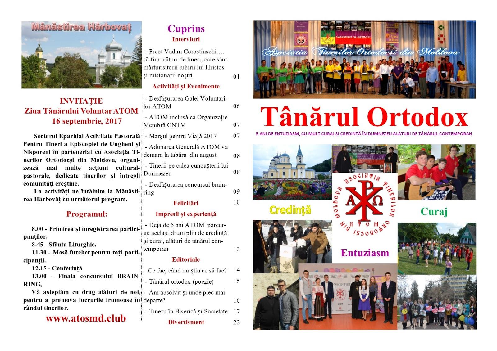 Revista Tânărul Ortodox