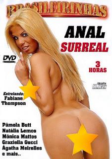 Brasileirinhas - Anal Surreal - (+18)