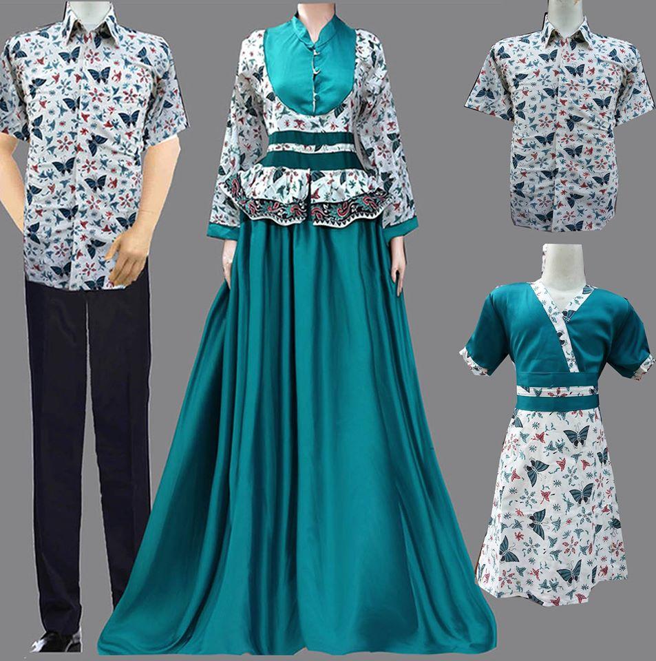 Model Baju Batik Terbaru Update