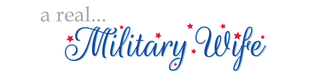 My life as a Military Wife