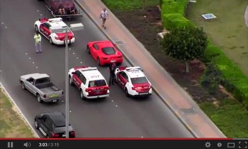 Video: Fast & Furious 7 Filming in Abu Dhabi