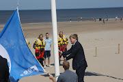 . voorzitter nationale jury Blauwe Vlag Nederland en Guido van Woerkom, .