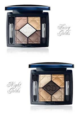 Dior Collection Grand Bal Fairy Golds et Night Golds