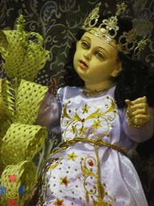 """Domingo de Resurrección - Niño de la Resurrección """"El Cabezoncito"""" - Monasterio Santa Rosa"""