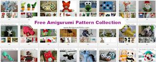 free amigurumi pattern round up