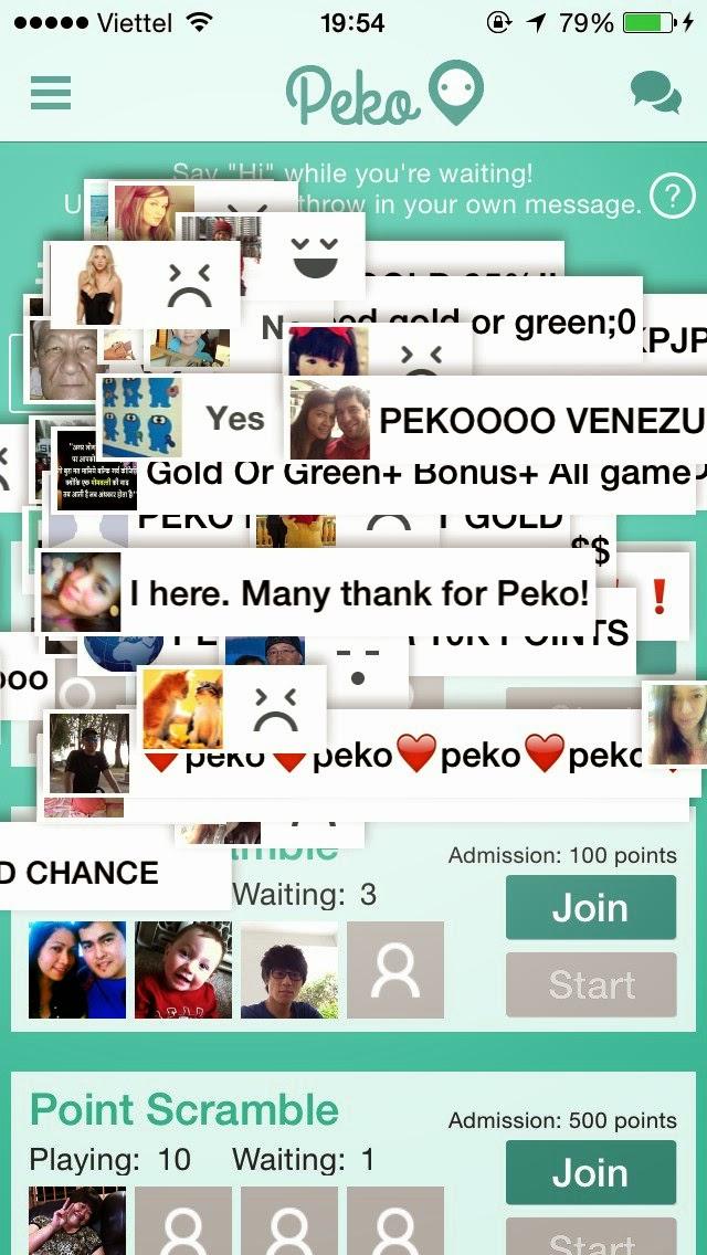 Hướng dẫn kiếm tiền bằng cách chơi game Peko trên điện thoại