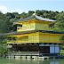 Kinkaku (kuil jepun di perbuat dari emas tulen) .wow