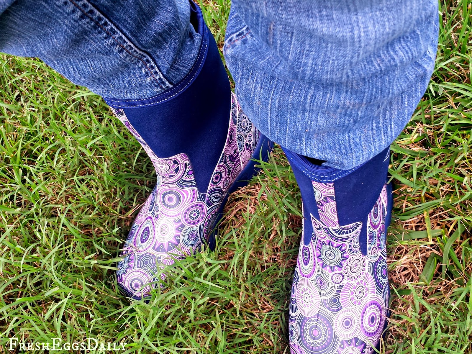 Fancy Feet on the Farm and The Original Muck Boot Company Giveaway ...