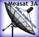 Measat 3A