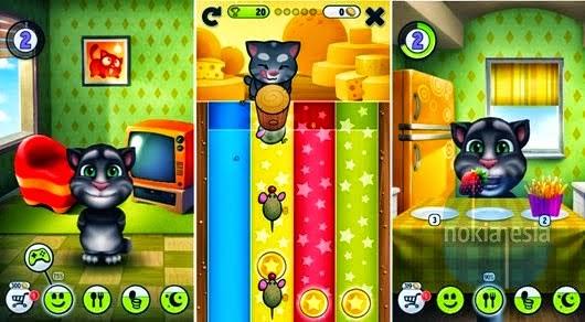 My Talking Tom Cat Mod Apk 1.7.3 (Unlimited Money) screenshot by www.kontes-seo-news.blogspot.com
