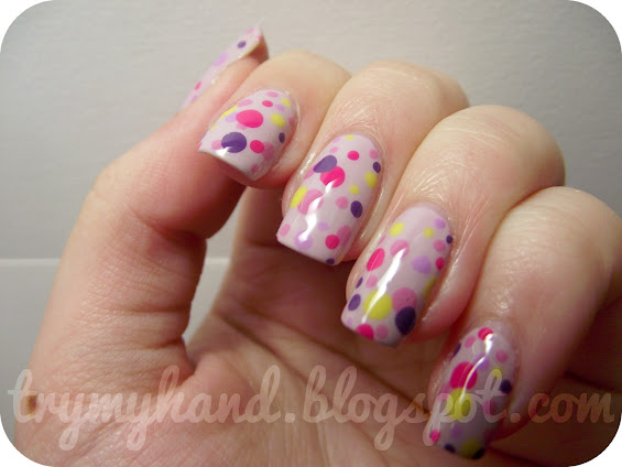 Try My Hand Notd Spots Spots Spots