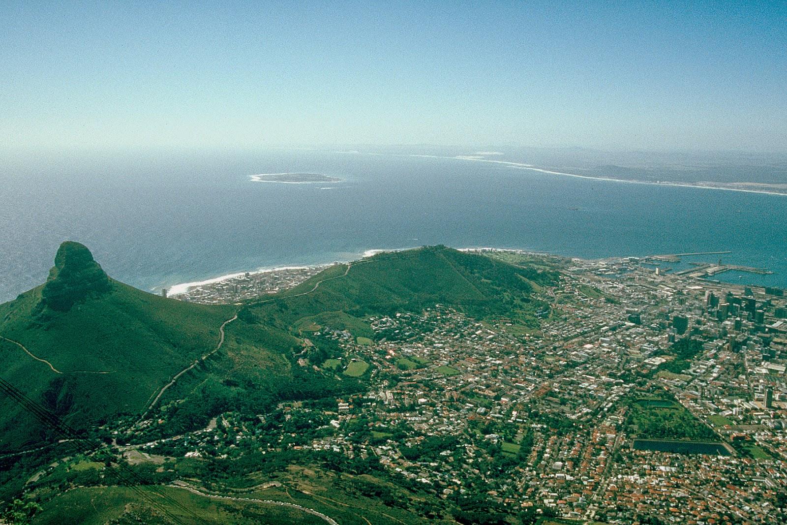 Official blog cape town robben island - Robben island and table mountain tour ...