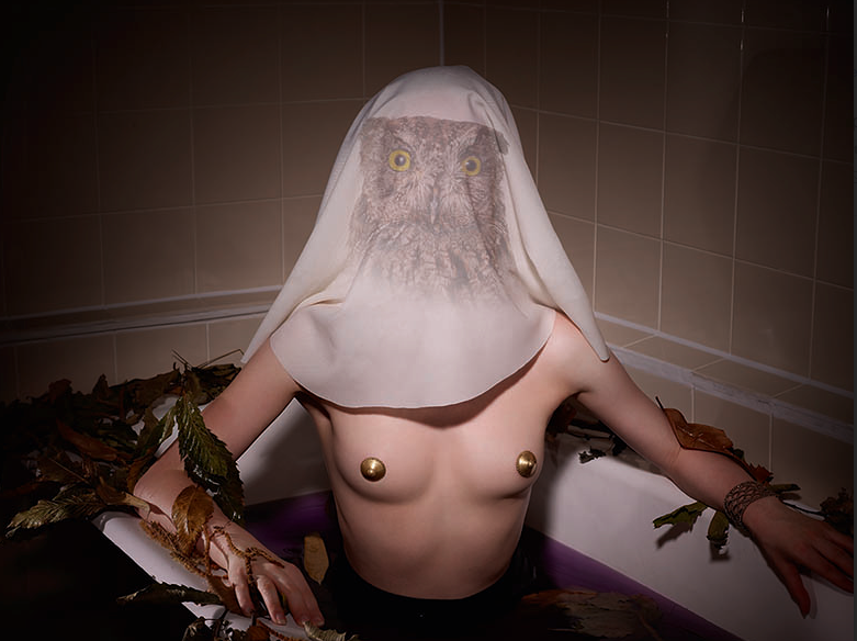 A Part - The owl - Photos : Marc Thirouin