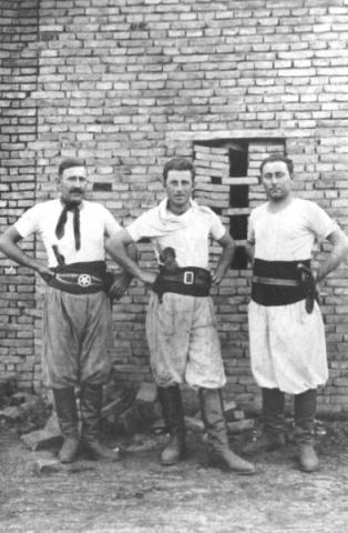 Jewish Gauchos 1930