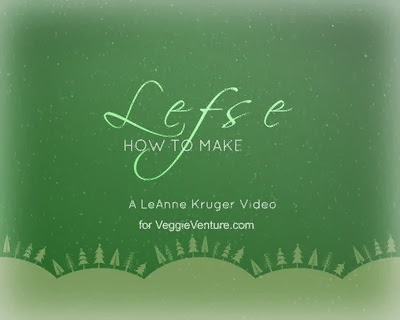 How to make lefse, the Scandinavian Christmas specialty. Step-by-step video, recipe and tips from expert lefse maker LeAnne Kruger.