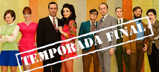 Mad Men (AMC): Temporada Final