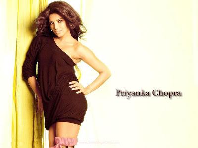 Priyanka Chopra Wowing Wallpaper for Agneepath Movie Bollywood