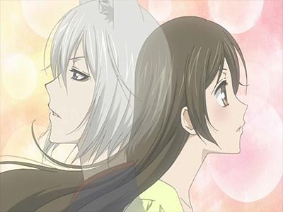 Casais de Animes Inesquecíveis Tomoe e Nanami