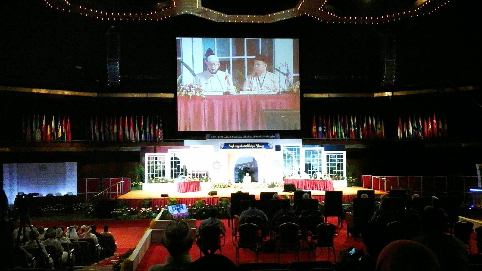 Intervensi Lawatan Parol WPKL Ke Majlis Tilawah Dan Menghafaz Al-Quran Peringkat Antarabangsa Ke-56 (1345H / 2014M) di PWTC
