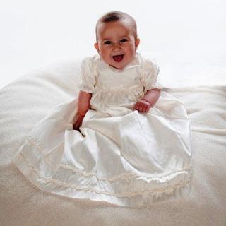 Baju Pesta Ulang Tahun Untuk Bayi Perempuan Cantik