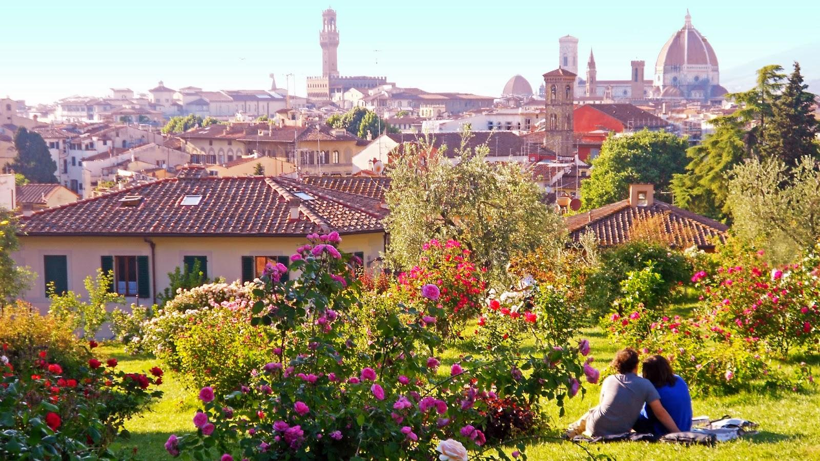 Os Lugares Mais Rom Nticos De Firenze Viva Toscana