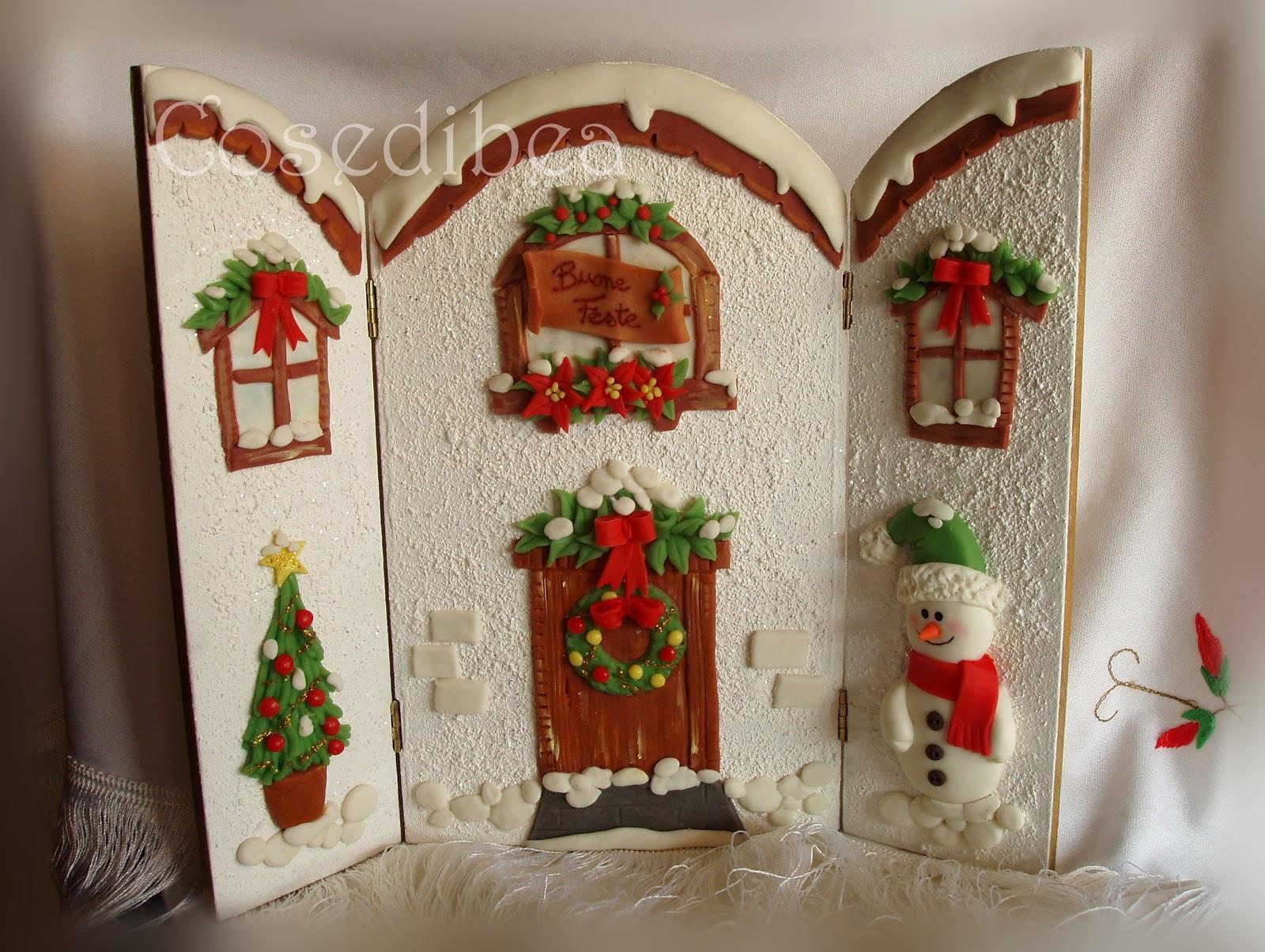 Estremamente cosedibea: Lavori per i mercatini di Natale YS11