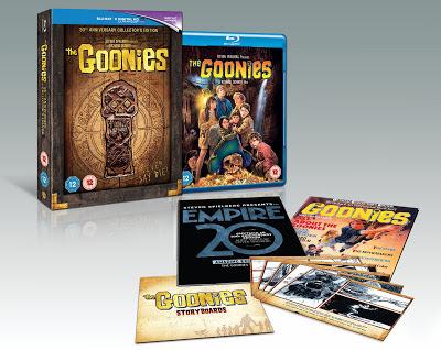 The Goonies 30th Anniversary Blu-ray