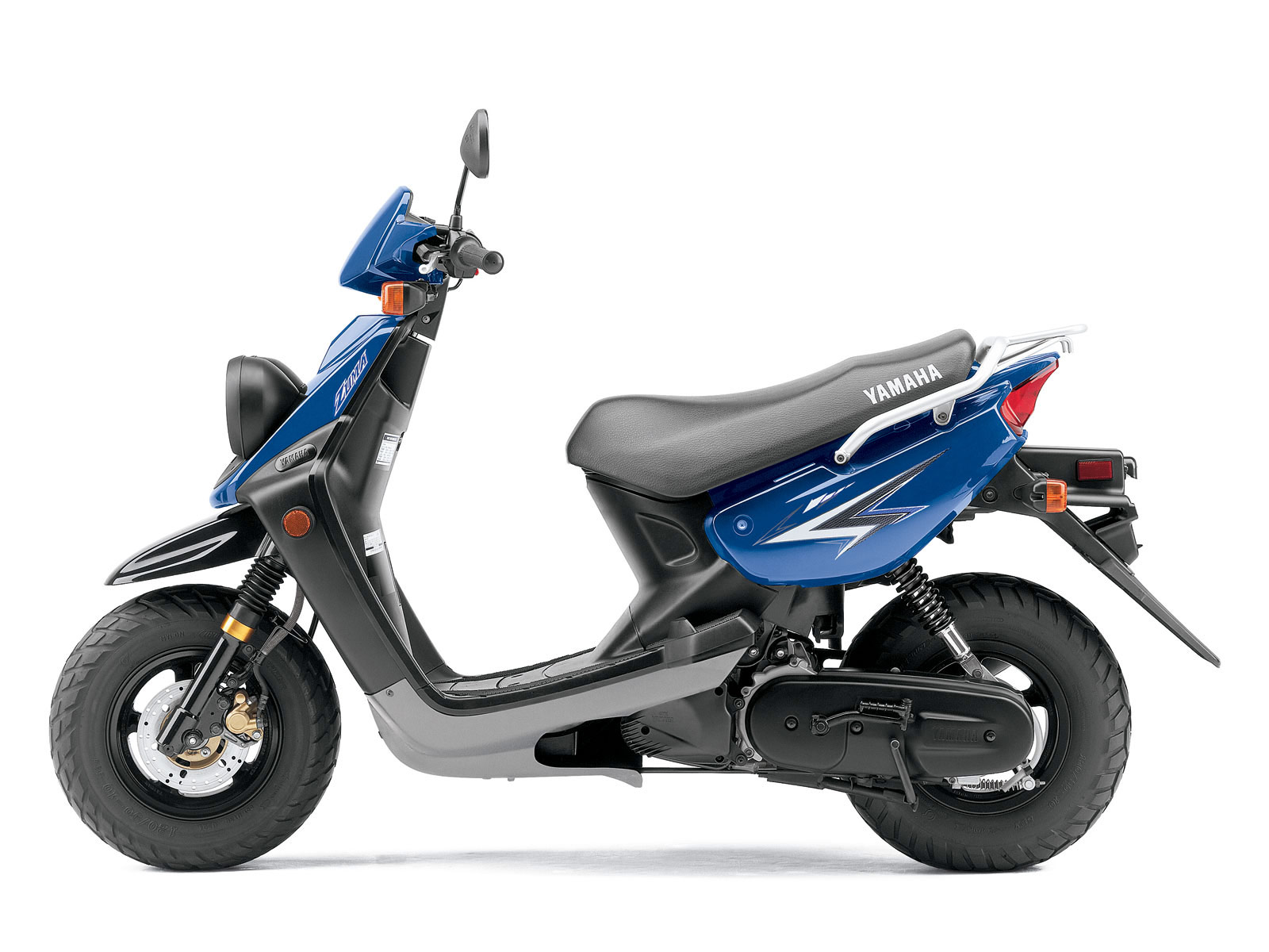 Yamaha Zuma Scooter Pictures