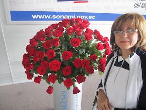 Rosas Rojas del Ecuador