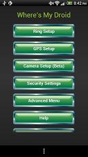 Aplicaciones Android para localizar tu smartphone en caso de perdida o robo 10