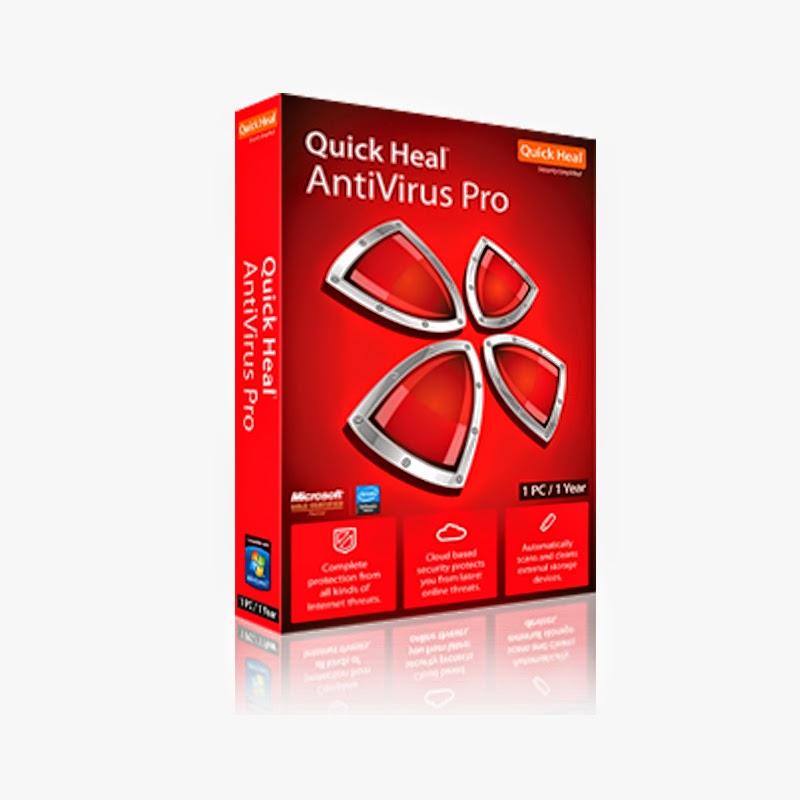 تحميل برنامج Quick Heal Antivirus Pro 16.00 قاهر الفيروسات