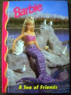 Barbie: A Sea of Friends by Rita Balducci