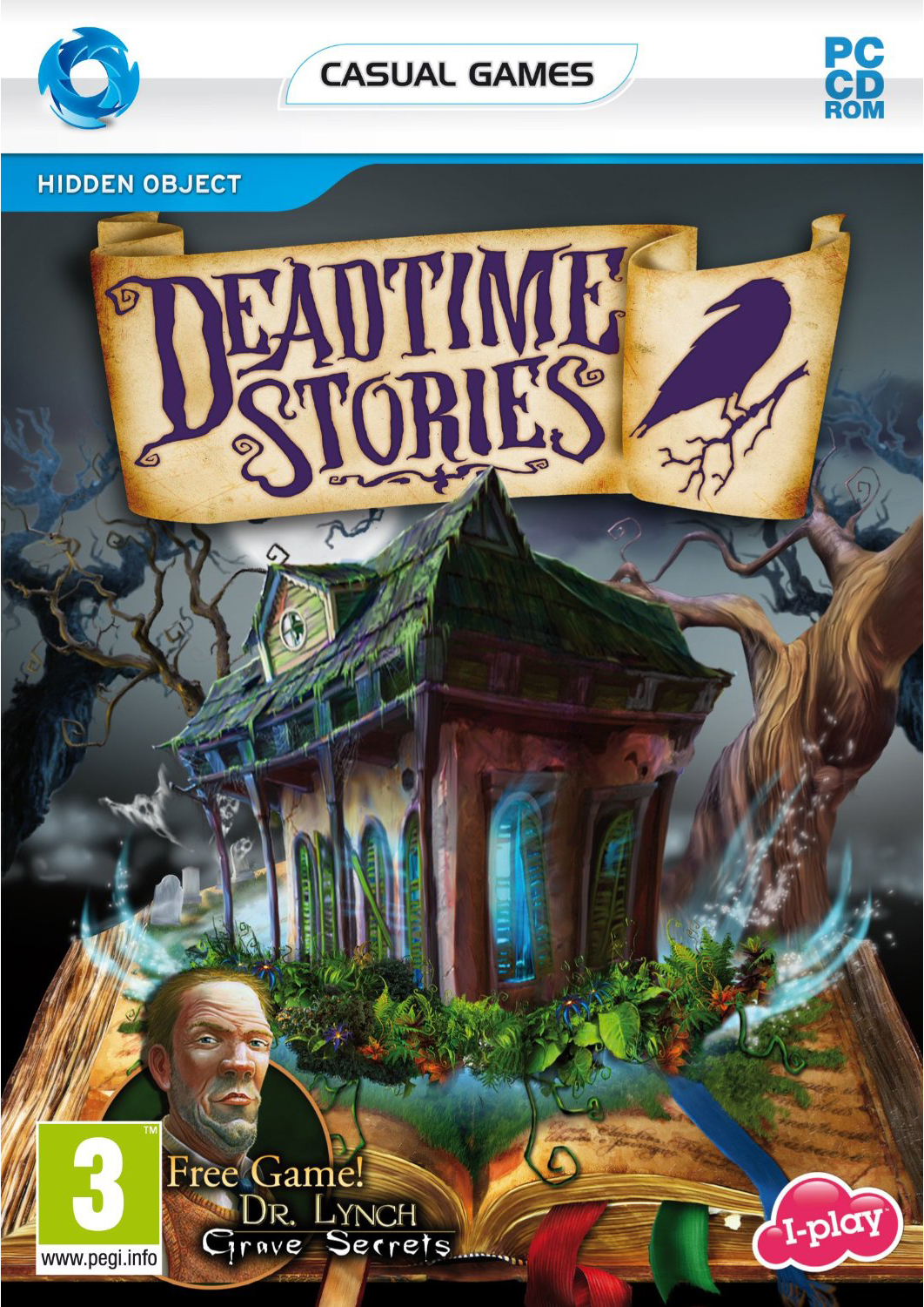 Deadtime Stories cover