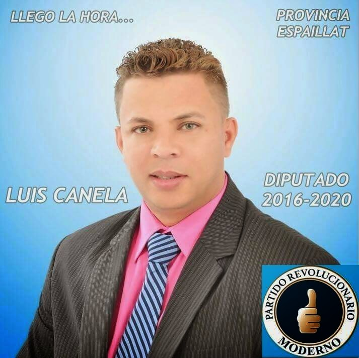 LUIS CANELA